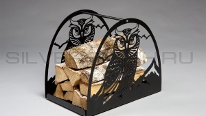 Дровница OWL